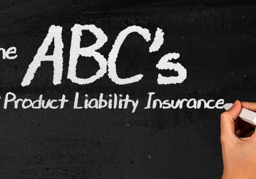 The ABC's of Product Liability Insurance_